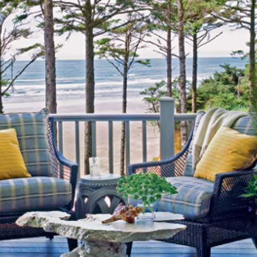 Seabrook Oceanfront Home Living WA Coast
