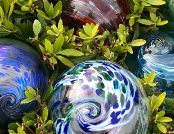 The Glass Float Find is one of the most popular events at Seabrook