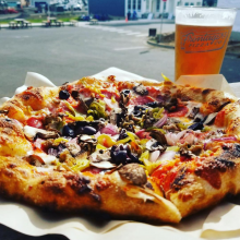 Artisan Pizza and Beer