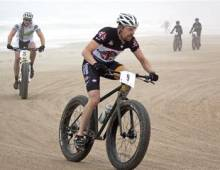 Seabrook and Buck's Bikes Fat Tire Bike Race