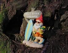 5 o'clock somewhere gnome in Seabrook