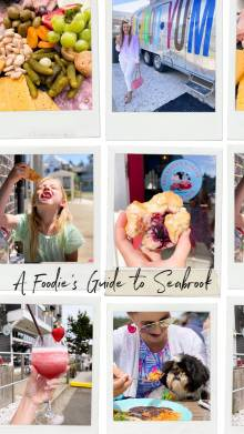 A Foodie's Guide to Seabrook