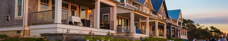 Beautiful Seabrook homes