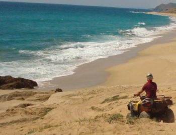 ATV on Vacation in Cabo