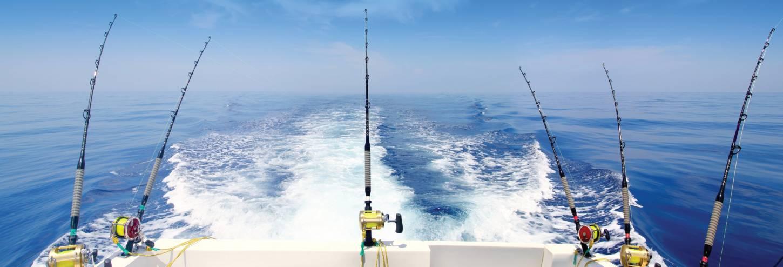 Deep Sea Fishing Image